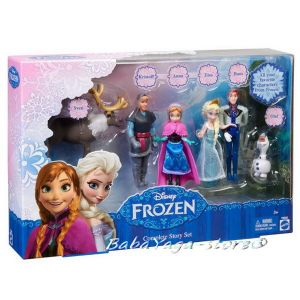 Детски Фигурки Замръзналото кралство Disney Frozen - Y9980