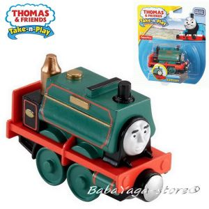 Fisher Price Влакчето ТОМАС Thomas & Friends Samson от серията Take-n-Play BHW43