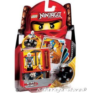 LEGO Конструктор КРАЗИ Krazi от серията Ninjago - 2116