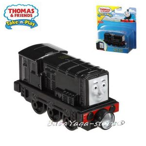 Fisher Price Влакчето ТОМАС Thomas & Friends DIESEL от серията Take-n-Play - CBL82