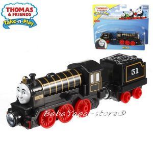 Fisher Price Влакчето ХИРО Thomas & Friends HIRO от серията Take-n-Play - CBL92