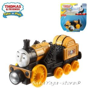 Fisher Price Влакчето СТИВЪН Thomas & Friends STEPHEN от серията Take-n-Play - CCJ98