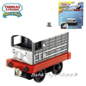 Fisher Price - Thomas & Friends TOAD (Tale of the Brave) Take-n-Play - BCW91