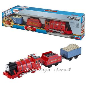 Fisher Price Thomas & Friends Motorized Mike Engine TrackMaster™ CDB77