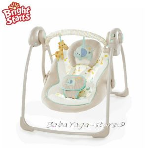 Bright Starts Portable swing Comfort & Harmony Gentle Jungle, 60379