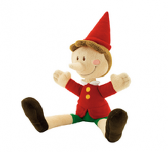 Trudi Плюшена играчка ПИНОКИО (26см) - 82195