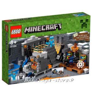 2016 LEGO Minecraft The End Portal  - 21124