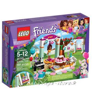 z.Lego Friends Парти за рожден ден, Birthday Party, 41110