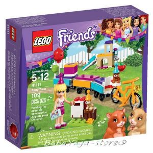 2016 LEGO Friends Party Train - 41111
