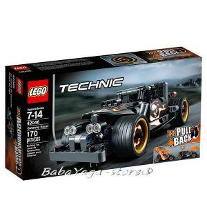 2016 ЛЕГО ТЕХНИК Рейсър за бягство LEGO Technic Getaway Racer - 42046