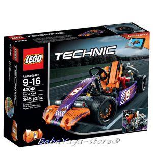 2016 ЛЕГО ТЕХНИК Състезателен картинг LEGO Technic Race Kart - 42048