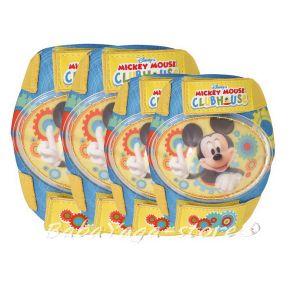 Комплект детски протектори - наколенки и налакътници Мики Маус - C865094