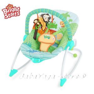 Bright Starts Peek-a-Zoo™ 3-in-1 Baby to Big Kid Rocker™ - 60127