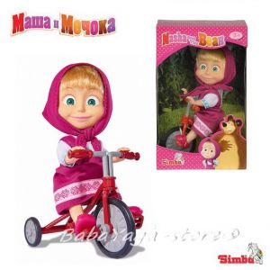 Simba Masha Orginal Tricycle Fun - 109302059
