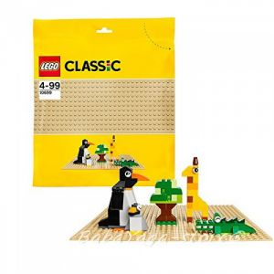 LEGO Classic Пясъчна основна плочка, Sand Baseplate, 10699
