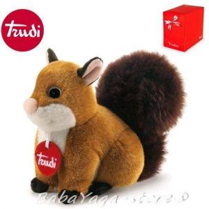 Trudino Плюшена играчка КАТЕРИЧКА в подаръчна кутия от TRUDI - 52081