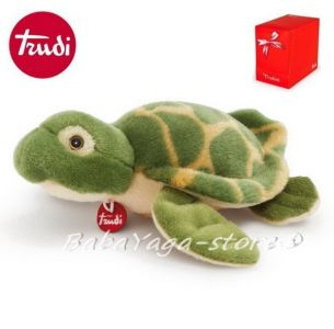 Trudino Плюшена играчка МОРСКА КОСТЕНУРКА в подаръчна кутия от TRUDI - 51143