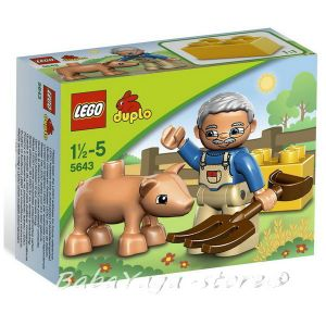 LEGO DUPLO Little Piggy, 5643