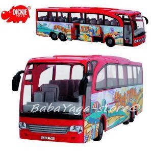 Simba - Dickie ТУРИСТИЧЕСКИ АВТОБУС Touring Buss (2 asst.) асортимент - 203745005