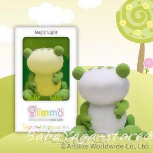 Нощна декоративна лампа за детска стая - ЖАБКА Mozart Giimmo