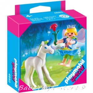 Playmobil Конструктор Фея с еднорог Fairy with Unicorn Special - 4692