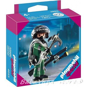 Playmobil Swat officer Special - 4693