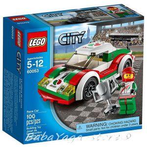 LEGO City Състезателна кола Race Car - 60053