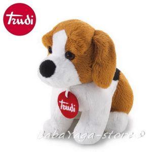 Trudino Плюшена играчка КУЧЕ Beagle в подаръчна кутия от TRUDI - 52084