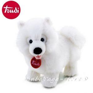 КУЧЕ SAMOYED GRACE Плюшена играчка от серията Classic Dogs на Trudi - 22421