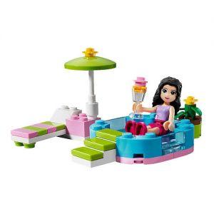 LEGO Конструктор Friends БАСЕЙНЪТ на Ема 3931