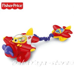 Fisher Price Играчка САМОЛЕТЧЕ Rollin' Tug & Rumble Airplane - V6993