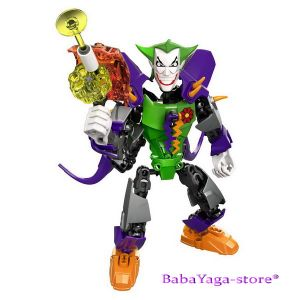 LEGO SUPER HEROES DC Comics The Jocker - 4527