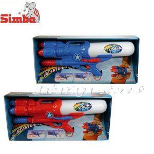 Simba Воден пистолет XM 460, Water blaster - 107273599