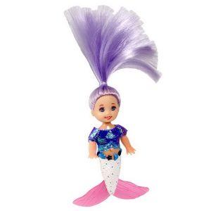 Mini doll Mermaid Wild Republic, lila 88402
