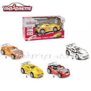 Majorette Booster Die Cast Pull Pack with Music and Light (4 Sort), 213315911