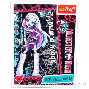 TREFL Puzzle mini Abbye Bominable Monster High (54 pcs) - 19334