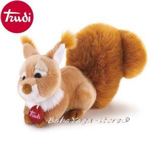 КАТЕРИЧКА Ginger Плюшена играчка от серията Forest на Trudi (38 см), 24235