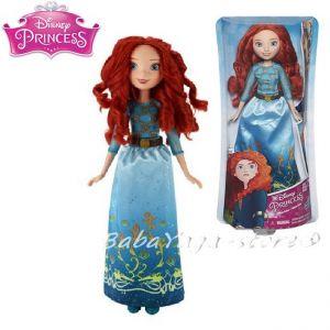КУКЛА Мерида от серията Дисни Принцеси, Disney Princess Merida - B5825