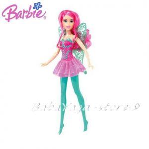 Barbie КУКЛА Фея от серията Fashion Fairy от Mattel, N5684