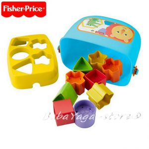 Fisher Price Baby's First Blocks, FFC84