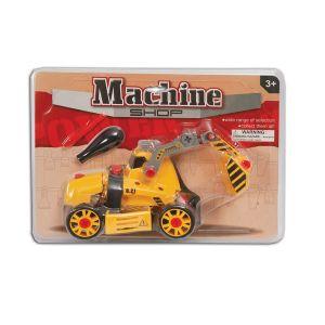 Сглобяема играчка БАГЕР Mashine Shop, блистер, 29.272-1
