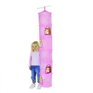 Детска етажерка за играчки, органайзер за детска стая Принцесите, Disney Princess