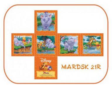Disney, Bath baby cube, River, 21R