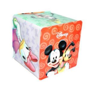 Disney, Bath baby cube, Mickey and Friends, 76M