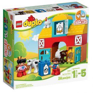 LEGO DUPLO Моята първа ферма, My First Farm, 10617