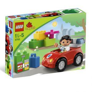 LEGO DUPLO Nurse's Car, 5793