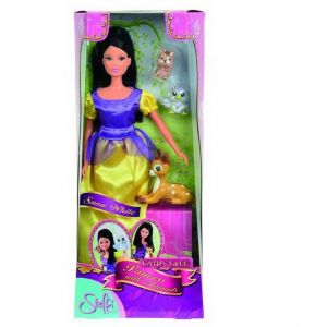 Simba Doll Steffi Love Snow White princess with animals,1057350937
