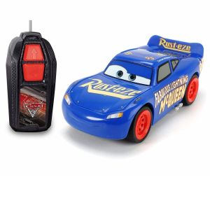 Disney Cars 3 Final Race Lightning McQueen Single Drive, 203081002