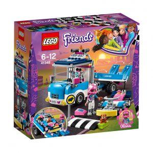 ЛЕГО ФРЕНДС Камион за обслужване, LEGO Friends Service & Care Truck, 41348