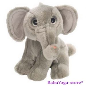 Plush toy Elephan Wild  Watcher, Wild Republic, 89696